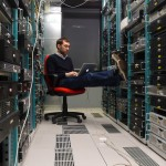 Datacenter worker