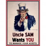 "Image of Uncle ""SAM"""