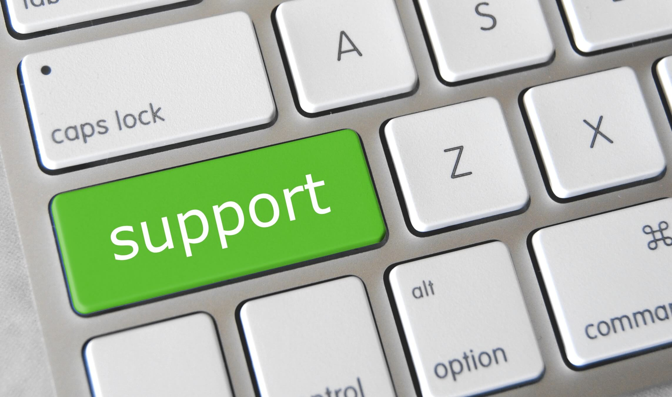 How Do You Support Your Software?