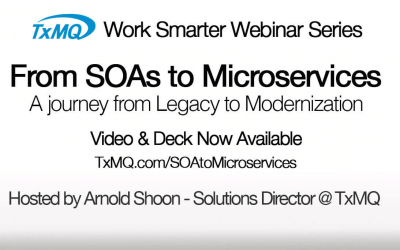 From SOAs to Microservices – A Journey from Legacy to Modernization