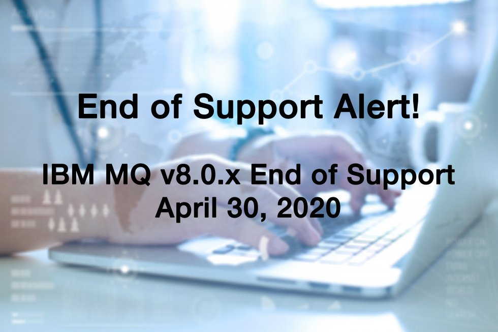 IBM MQ End of Support Options