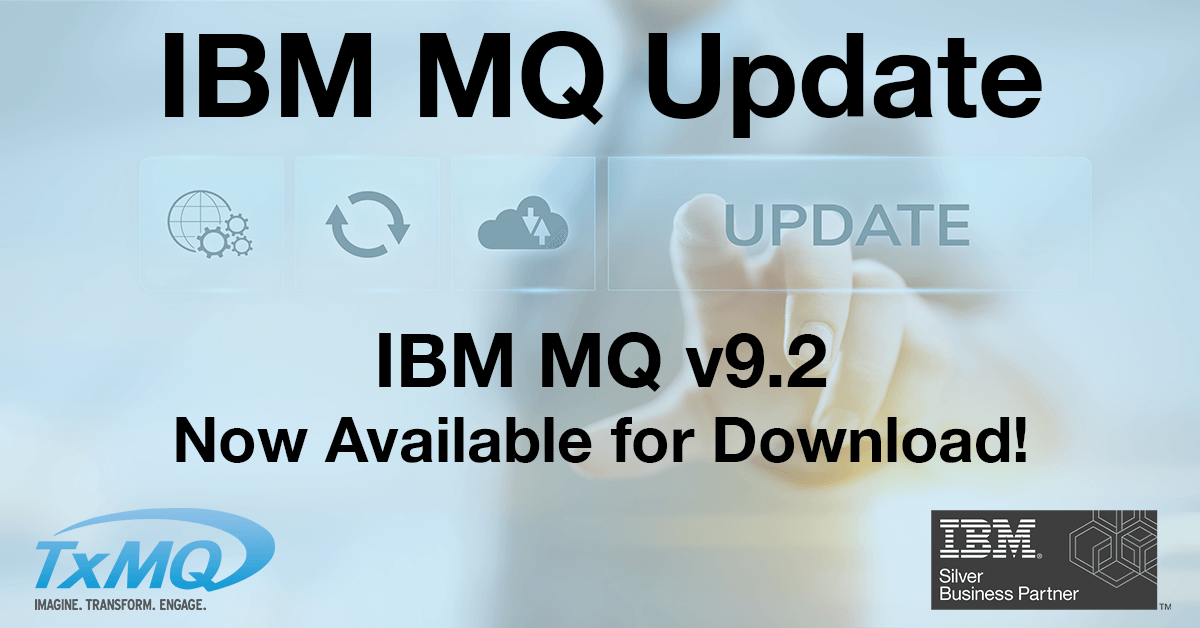 IBM MQ Update v9.2